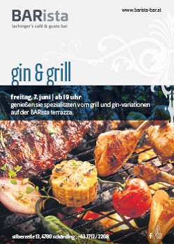 barista_Gin and Grill